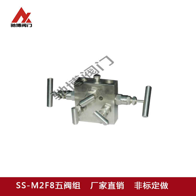 SS-M2F8五阀组/内螺纹五阀组/仪表阀组/厂家直销